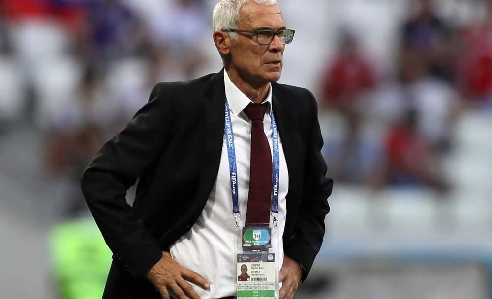 Hector Cuper, nouvel entraîneur des Léopards de la RD Congo