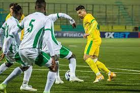 JS Kabylie vs Coton Sport 10/03/2021