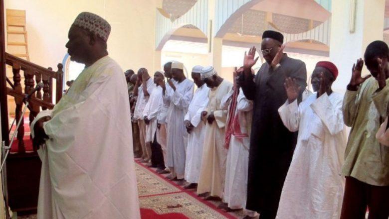 fête de fin du jeune de Ramadan