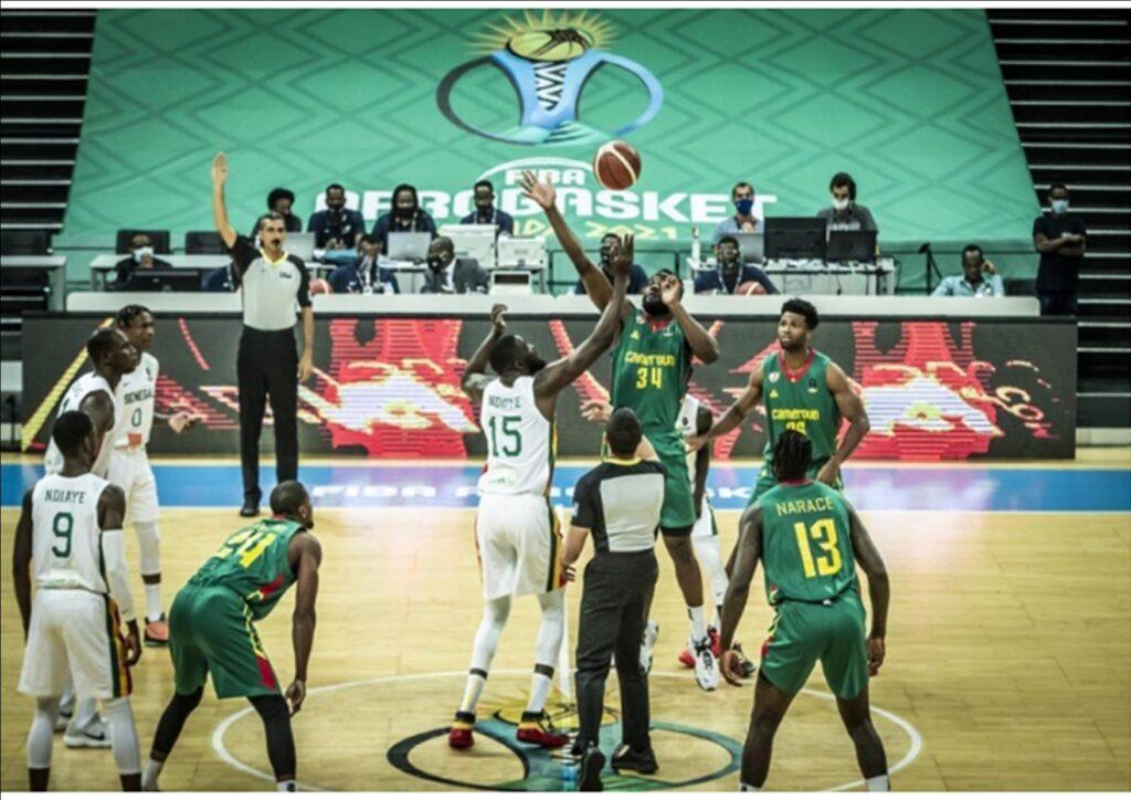 Afrobasket 2021, Cameroun vs Senegal