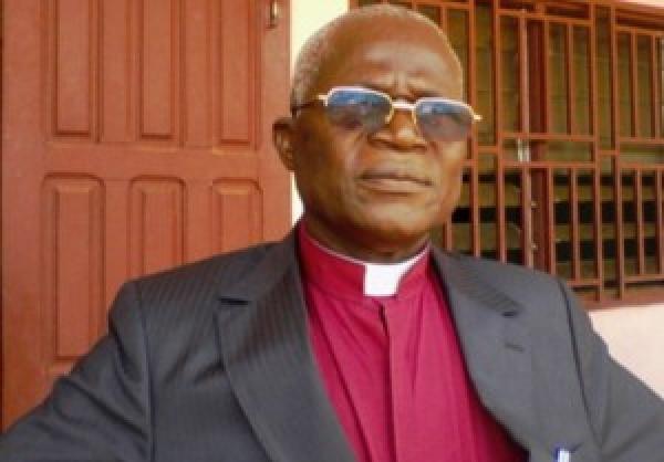 le révérend docteur Dieudonné Massi Gams