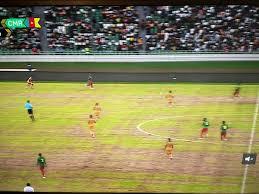 Côte d'Ivoire – Cameroun : la pelouse du stade d'Ebimpé fait polémique