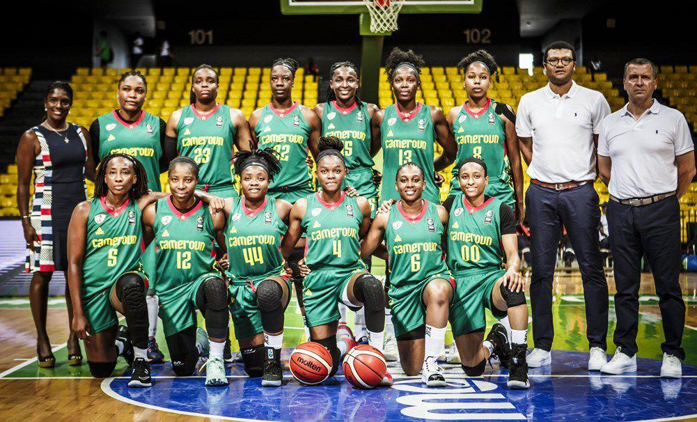 Equipe nationale féminine de basket du Cameroun
